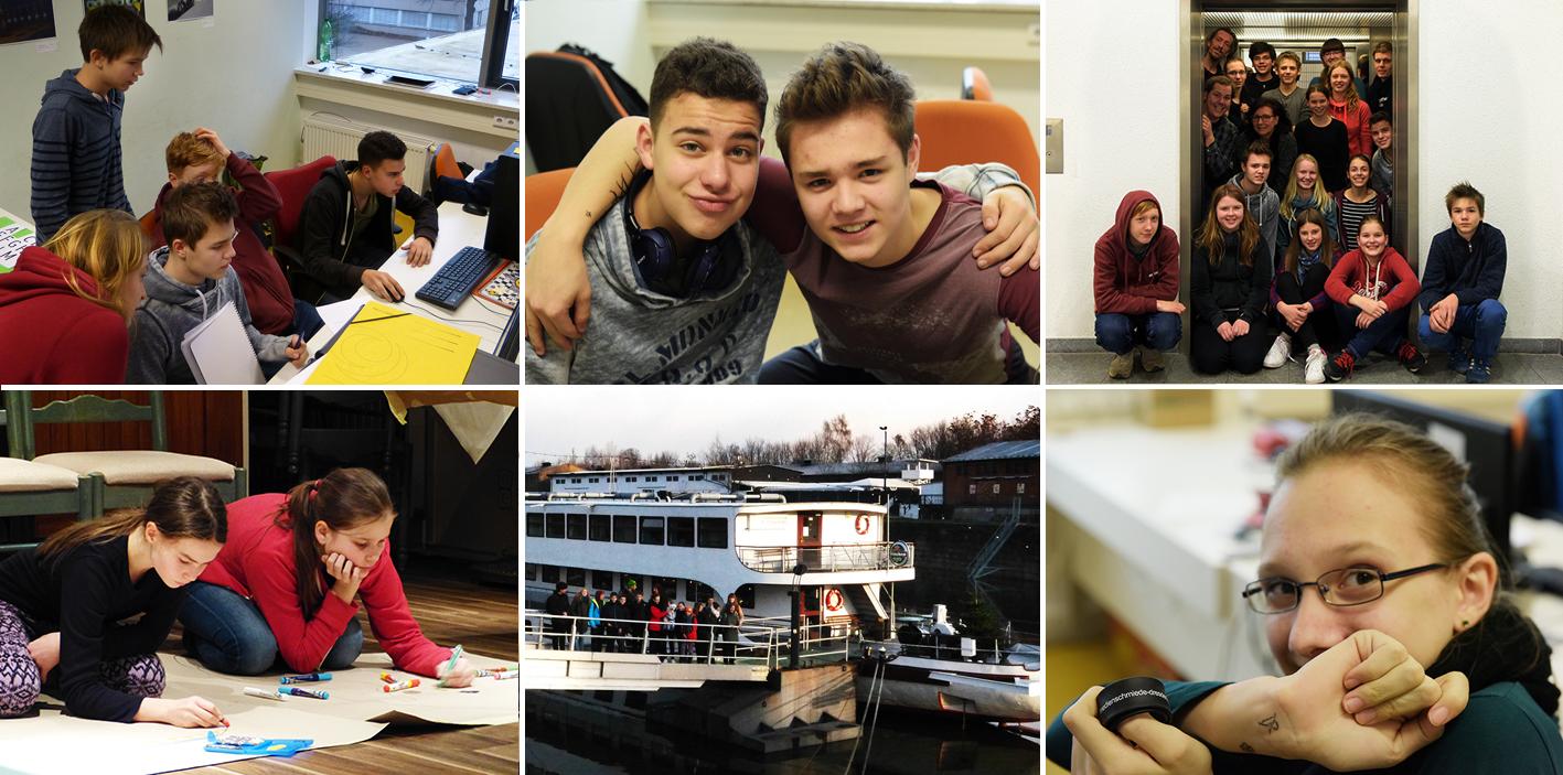 Ferienangebot Dresden | Kostenfreie Journalistenschule für Jugendliche