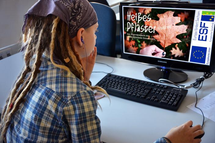 Schülercamp Medienschmiede Dresden